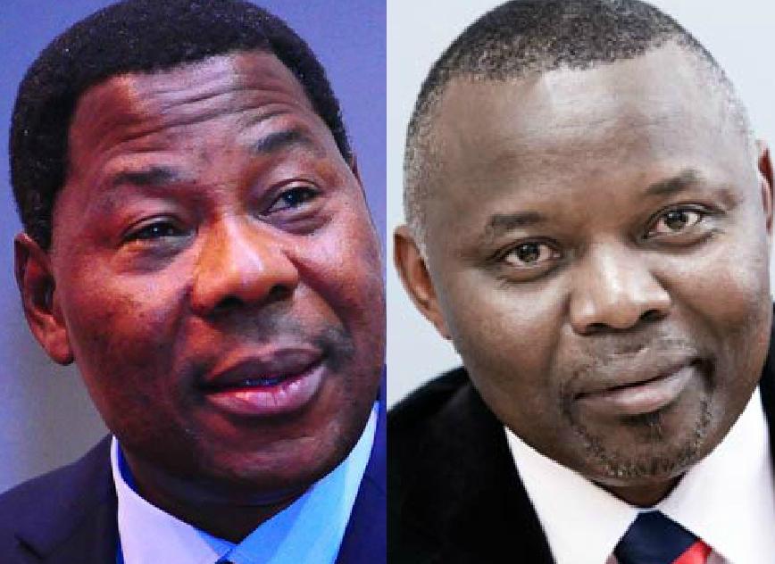 Boni Yayi et Vital Kamerhe