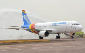 Kinshasa annonce la libération de l'Airbus A320 de Congo Airways à Dublin