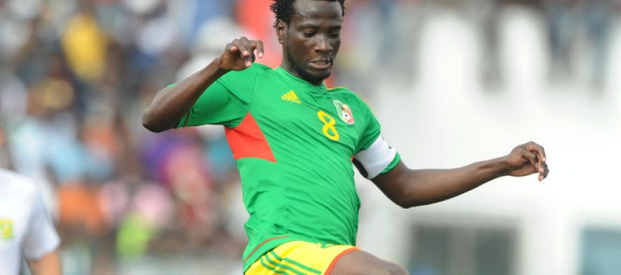 Transfert – Le milieu de terrain congolais Delvin Ndinga au Lokomotiv Moscou
