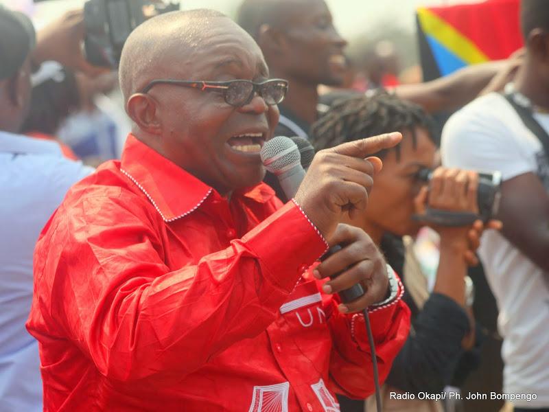 Le député Jean-Bertrand Ewanga