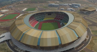 Congo – Brazzaville : Kintélé et ses installations sportives ultramodernes