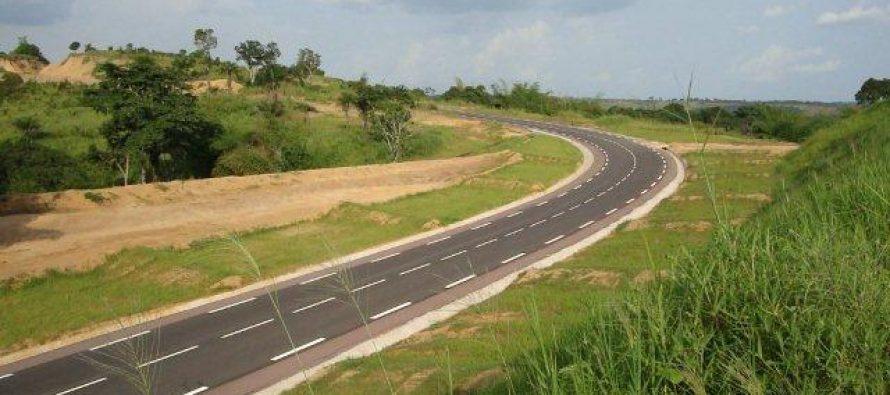 Signalisation inachevée sur la Route Brazzaville-Kinkala