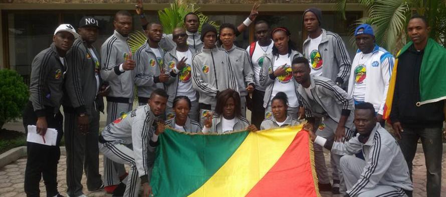 Championnat d'Afrique zone 4 -Taekwondo : quatorze Diables rouges remportent seize médailles
