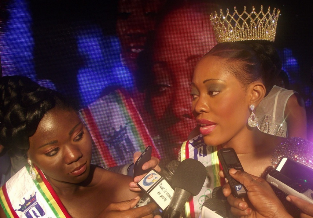 Michelle Yako, Miss Congo 2015