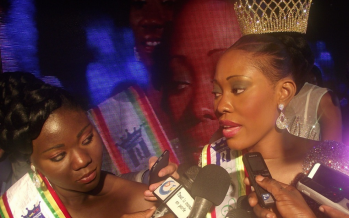 Élection Miss Congo 2015 : Michelle Yako, sacrée reine de la beauté