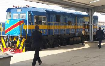 RDC : Joseph Kabila inaugure 18 nouvelles locomotives de la SNCC