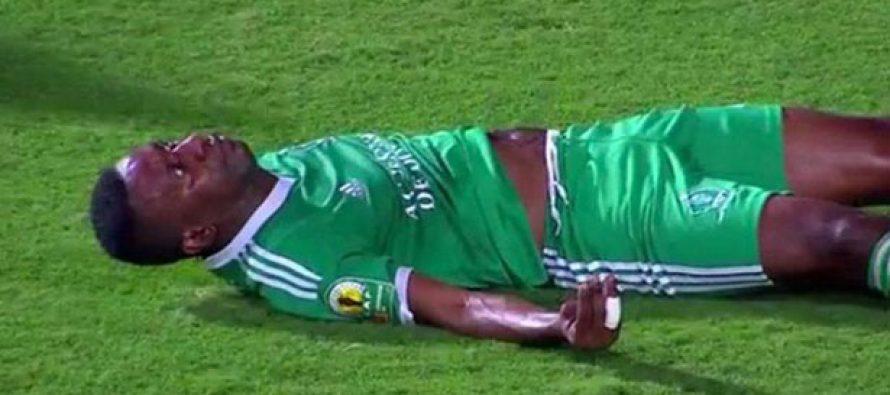 VIDÉO – AC Léopards : Une grave blessure met fin à la carrière de Rudy Guélord Bhebey-Ndey