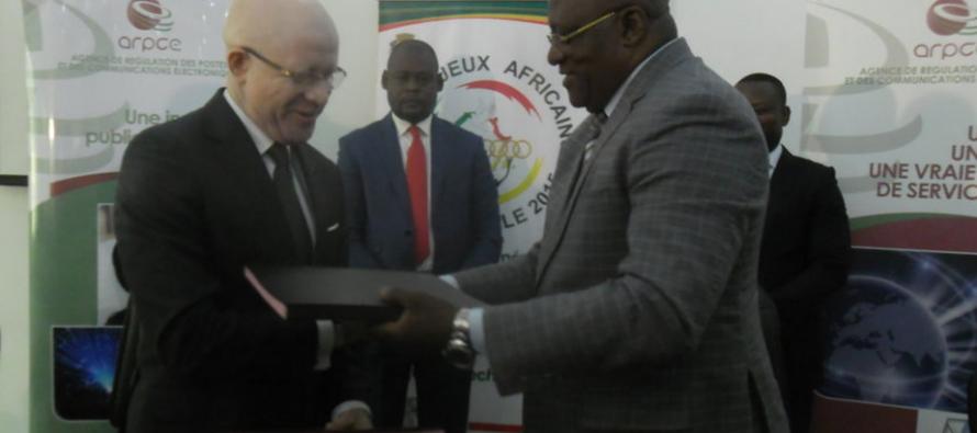 Thierry Moungalla «Jeux africains ne seront pas qu'une réussite sportive mais aussi une réussite technologique»