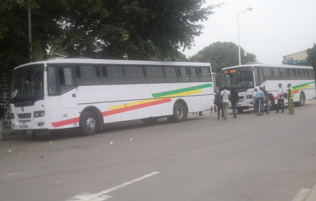 Des comportements regrettables dans les autobus de l'État|DR