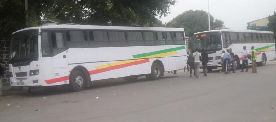 Brazzaville : des comportements regrettables dans les autobus de l'État