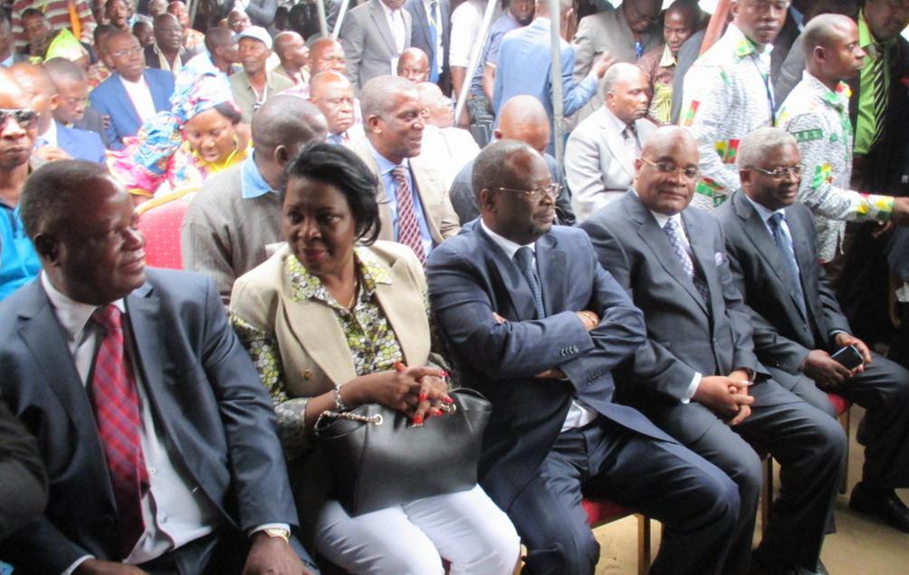 Le dialogue alternatif des forces politiques et sociales opposées au changement de la Constitution du 20 janvier 2002 a rendu ses conclusions ce 29 juillet à Brazzaville|DR