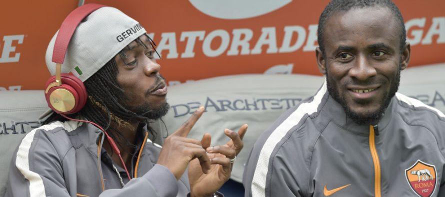 AS Rome : Doumbia et Gervinho ont été refoulés à la frontière indonésienne et renvoyés en Italie