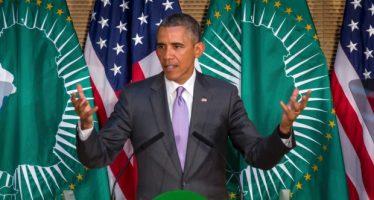 La réponse cinglante de Obama à un journaliste Nigérian
