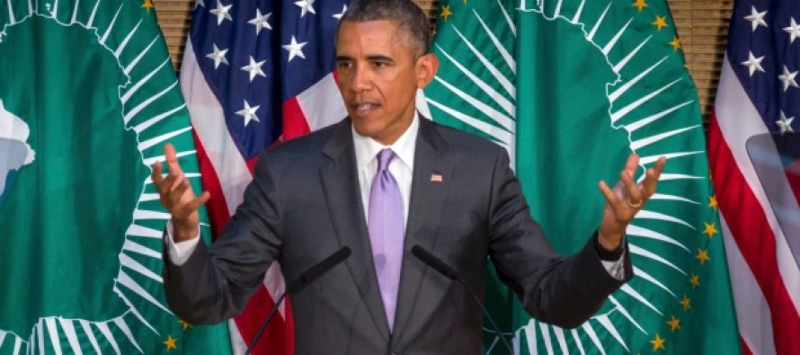 VIDÉO – REPLAY – Discours de BARACK OBAMA devant l'Union Africaine