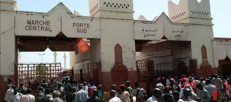 Attentat-suicide par un homme déguisé en femme à N'Djamena