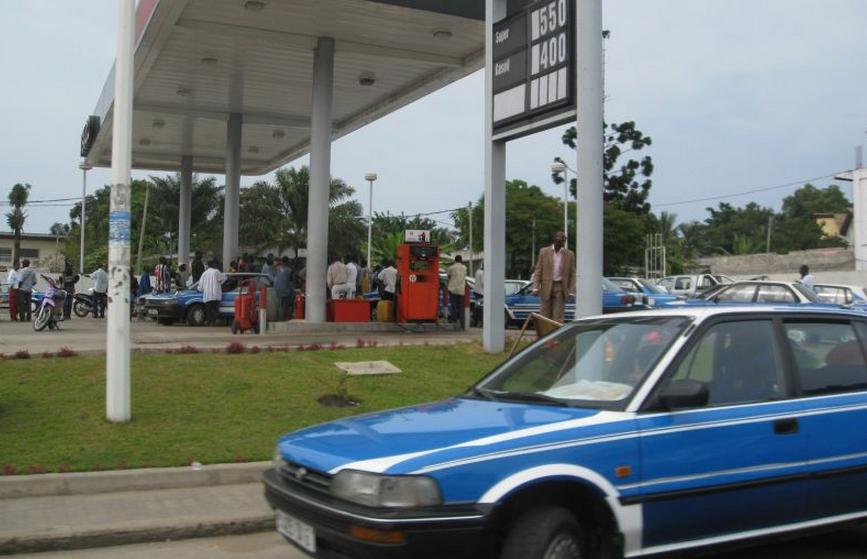 Les stations services sont en rupture dans la ville de Pointe-Noire