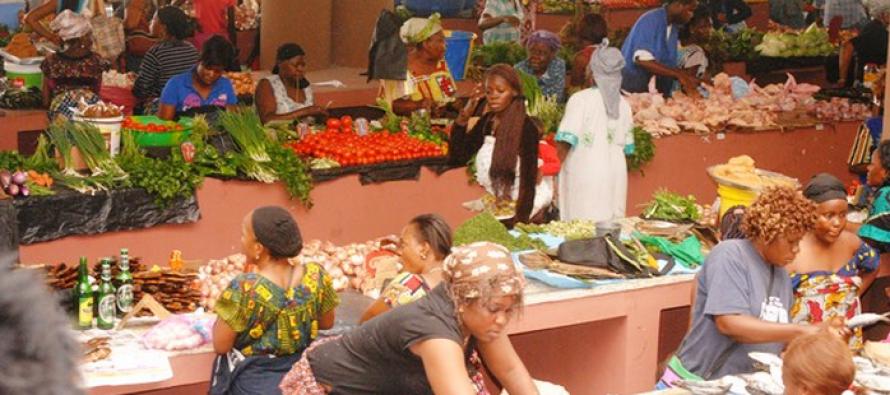 Brazzaville : le nouveau marché Total de Bacongo opérationnel depuis mardi