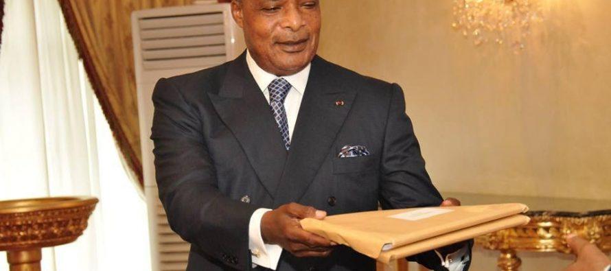 Congo : Le Président Sassou N'Guesso a promulgué la nouvelle Constitution
