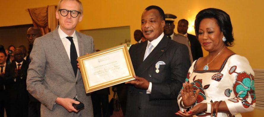 Congo : Denis Sassou N'Guesso décoré de la médaille d'or pour son soutien au FESPAM