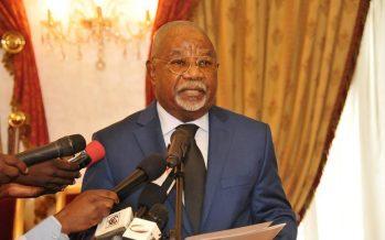 Congo : décès d'André Obami Itou, ancien président du Sénat