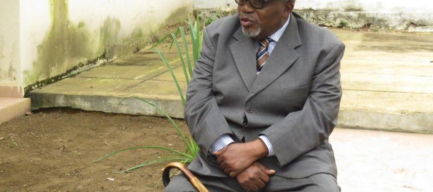 Congo : Dialogue National à Sibiti Me Martin Mberi parle de la construction d'un «consensus»