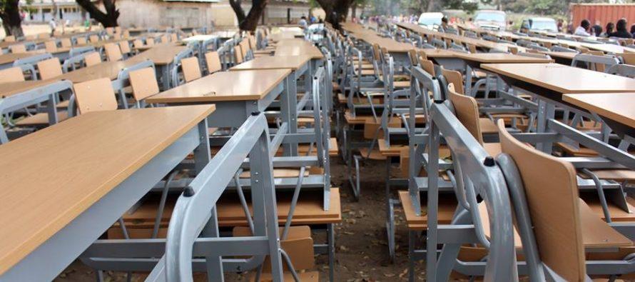 Congo : 9 milliards investis dans les tables-bancs en France au détriment des menuisiers congolais