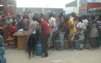 Congo : pénuries récurrentes du gaz domestique à Brazzaville