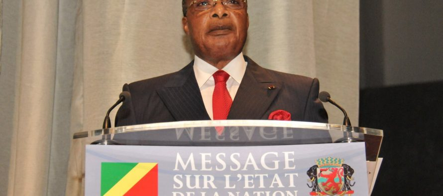 MESSAGE DE SON EXCELLENCE MONSIEUR LE PRESIDENT DENIS SASSOU-N'GUESSO, A L'OCCASION DU 56eme ANNIVERSAIRE DE L'INDEPENDANCE NATIONALE