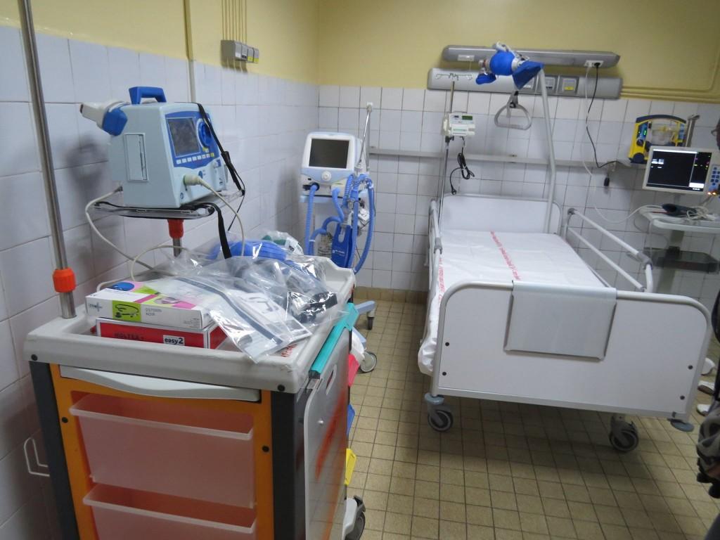 le service des urgences du CHU de Brazzaville fait peau neuve