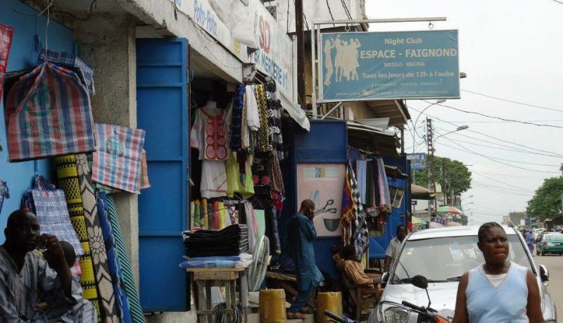 boutiques  a Brazzaville
