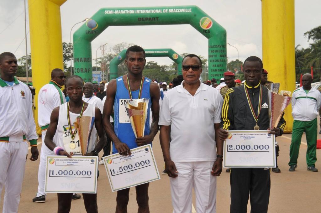 Semi marathon-Ouesso 2015