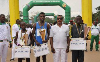 Un congolais et une Kenyane remportent le semi-marathon international de Brazzaville