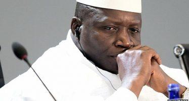Le président Yahya Jammeh propose à Ban Ki-moon et à Amnesty International «d'aller en Enfer»
