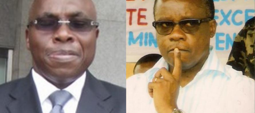 Ambassade du Congo à Paris Mamina vs Akouala?