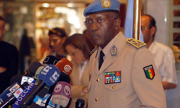 Le chef de la Mission des Nations Unies dans ce pays (MINUSCA), Babacar Gaye