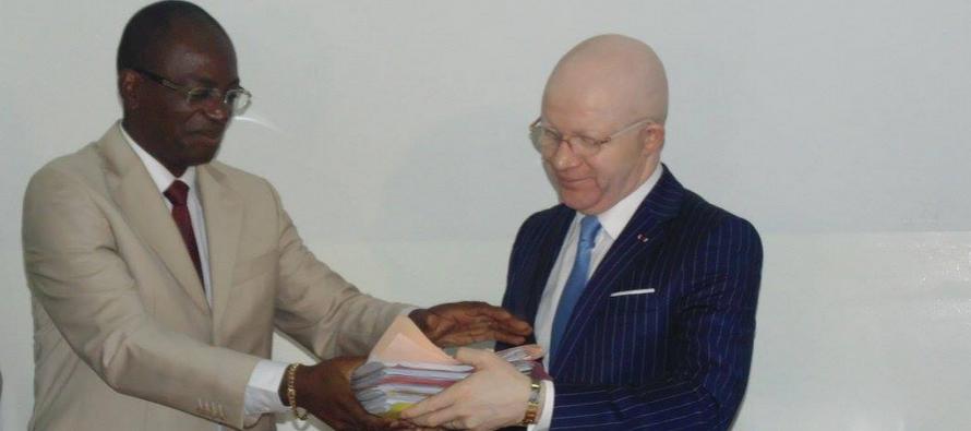 Thierry Moungalla, Ministère congolais de la Communication :  se fixe cinq objectifs prioritaires
