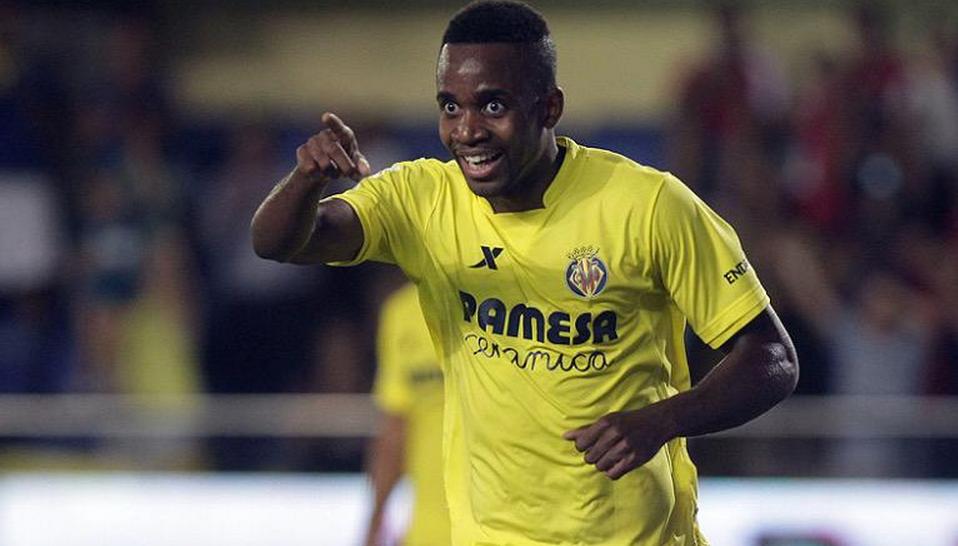 Pour son premier match de championnat à domicile, au Madrigal, Cédric Kakambu a frappé fort. Le Congolais a inscrit un doublé pour Villarreal contre l'Espanyol Barcelone (3-1).