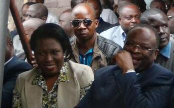 Congo: gouvernement remanié, Claudine Munari et Parfait Kolélas exclus