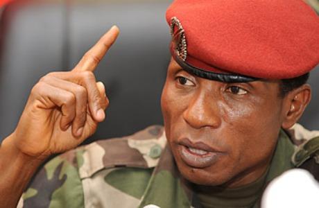 L'ex-chef de la junte guinéenne Moussa Dadis Camara