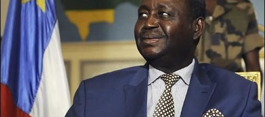 Centrafrique: Bozizé annonce sa candidature à l'élection présidentielle