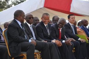 Joseph Kabila et Moïse KATUMBI