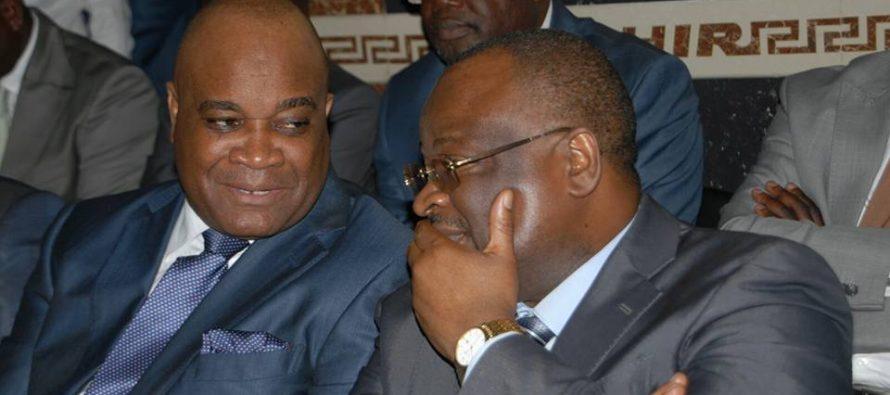 André Okombi Salissa : «nous voulons négocier…», mais…