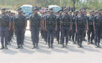 Brazzaville – Jeux Africains: Un impressionant dispositif de sécurité pour couvrir l'événement