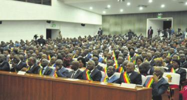 Congo : Un projet de budget de trois mille milliards 755 millions FCFA présenté au Sénat