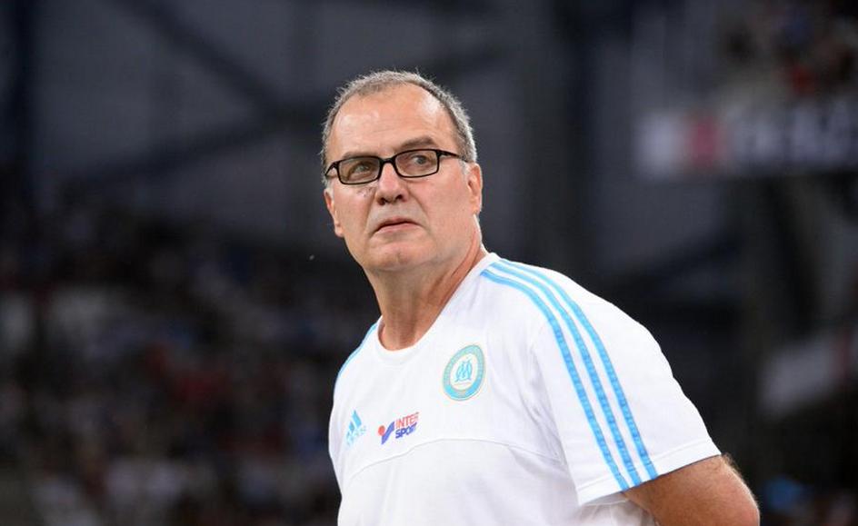 L'entraîneur de l'OM Marcelo Bielsa a annoncé immédiatement après la défaite contre Caen (0-1) |DR