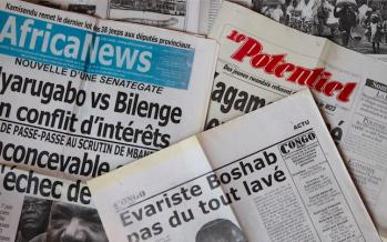 Un avion saisi à Dublin, principal sujet des journaux de la RDC