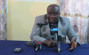 Meeting de Brazzaville : Intervention de René Serge Blanchard Oba