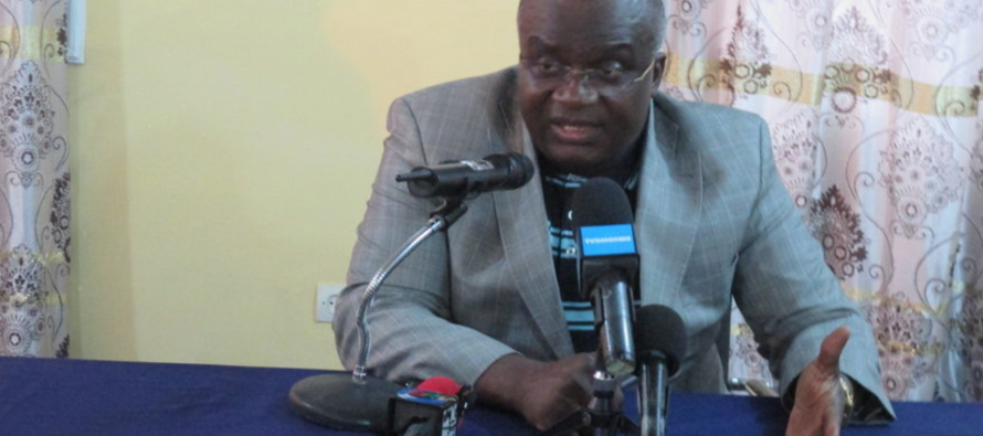 Meeting de Brazzaville : Intervention de René Serge Blanchard Oba