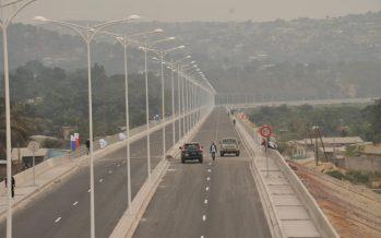 Congo: Mise en service d'un viaduc destiné à faciliter l'accès des athlètes sur le site des Jeux à Kintélé