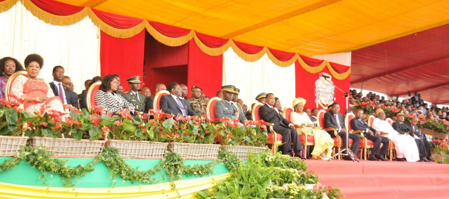 [VIDÉO REPORTAGE] Congo : 55 ans d'indépendance dans la paix et le progrès